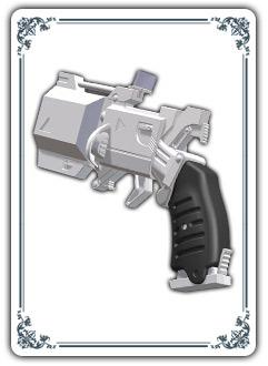 ACOS(アコス)より「名探偵コナン」怪盗キッドのトランプ銃 公式レプリカが登場!   ACOS