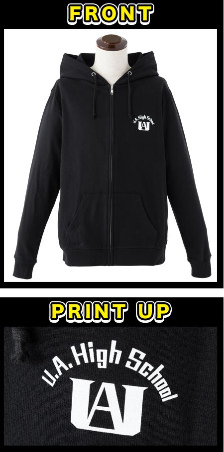 [Goods]My Hero Academia hoodie @  |  |