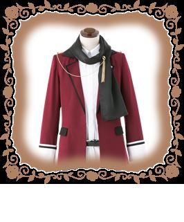 嶺帝学院高校制服(男子)ジャケットセット LOST EDENバージョン
