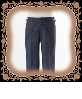 嶺帝学院高校制服(男子)パンツ LOST EDENバージョン