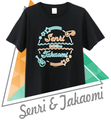 Senri & Takaomi
