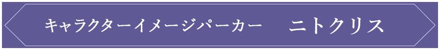キャラクターイメージパーカー ニトクリス