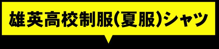 雄英高校(夏服)シャツ