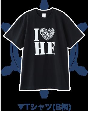 Tシャツ(B柄)