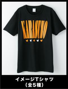 イメージTシャツ(全5種)