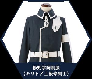 修剣学院(キリト/上級修剣士)