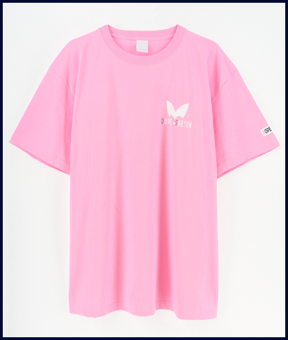 DOPE SKETCH スタッフTシャツ