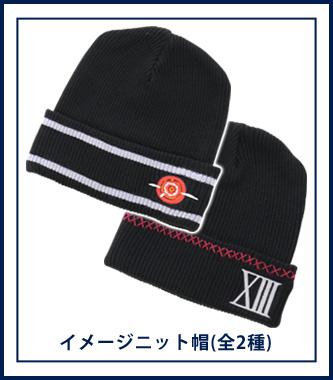 イメージニット帽(全2種)