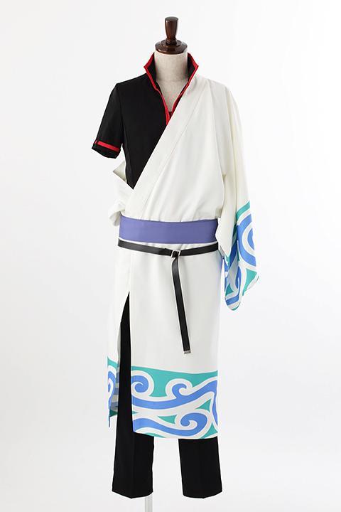 坂田銀時の衣装