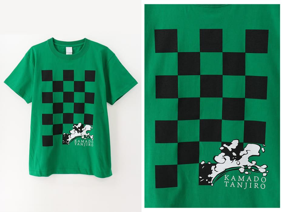 Tシャツ,鬼滅の刃,公式,竈門炭治郎
