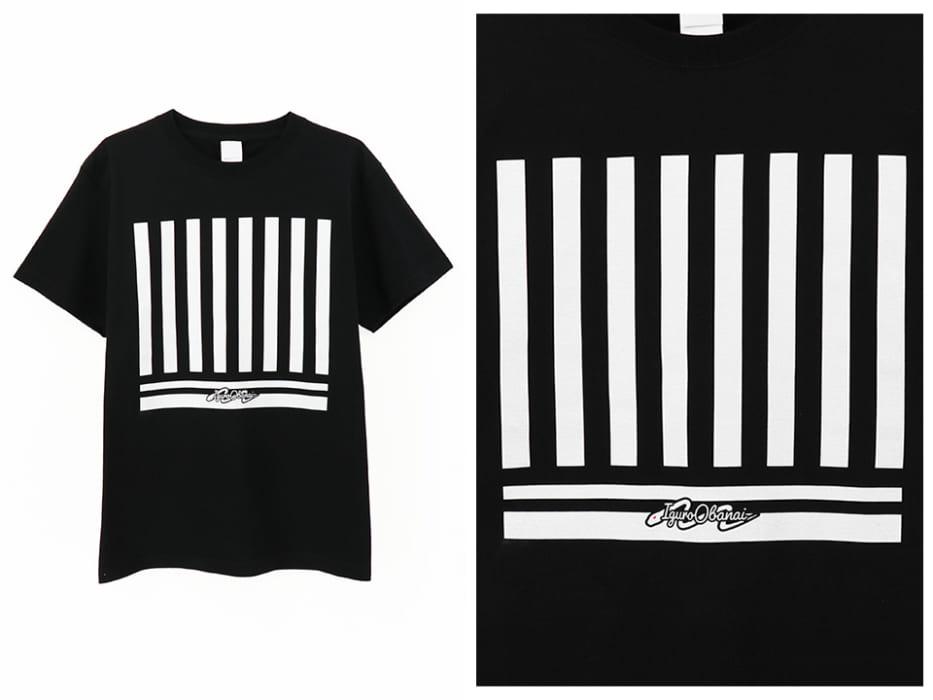 Tシャツ,鬼滅の刃,公式,伊黒小芭内