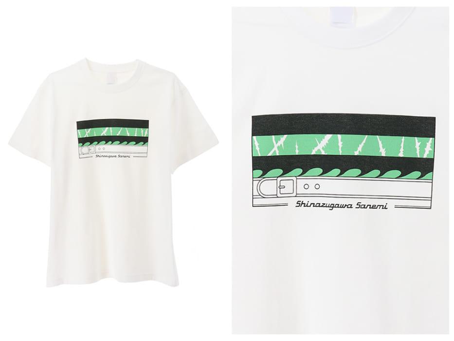 Tシャツ,鬼滅の刃,公式,不死川実弥