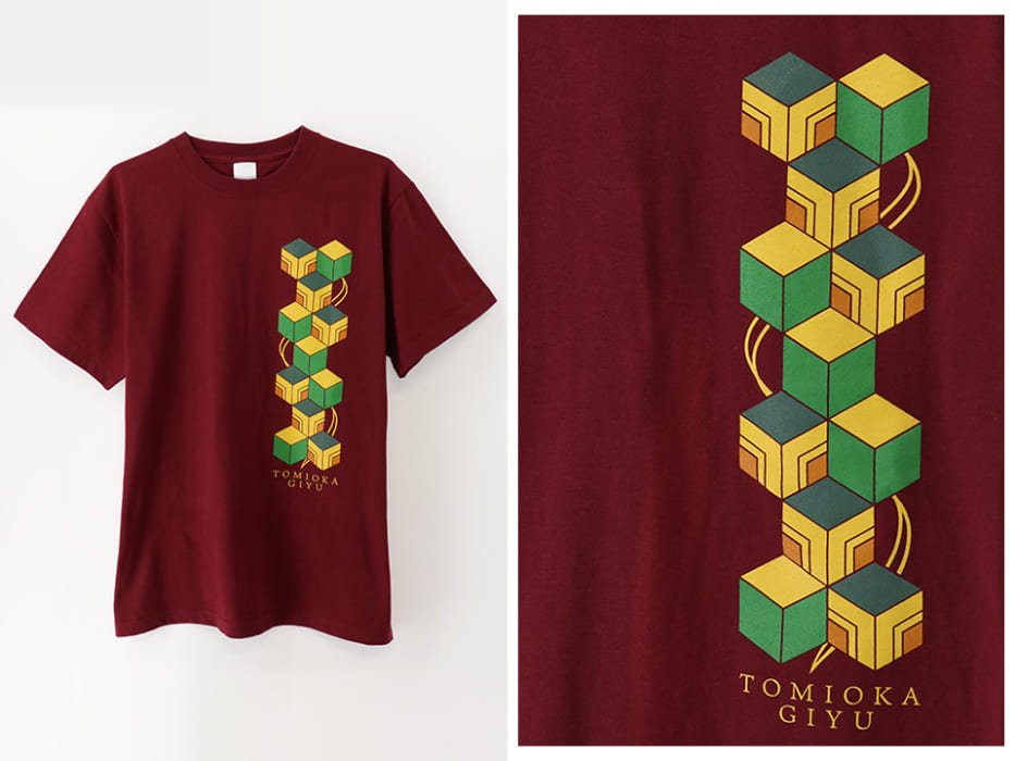 Tシャツ,鬼滅の刃,公式,冨岡義勇