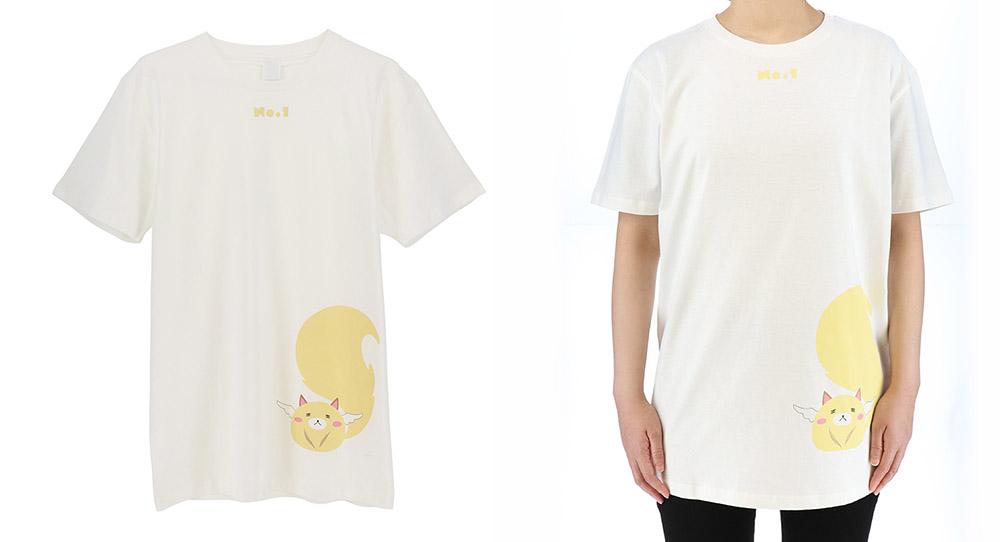 ペアルックTシャツ/ちゅんにゃ