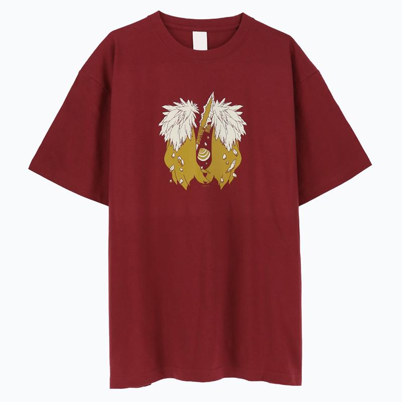 オーバーサイズTシャツ(獅子王司)