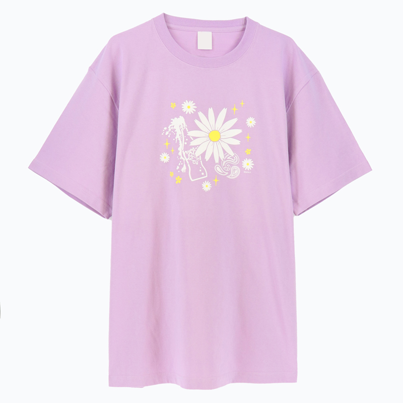 オーバーサイズTシャツ(あさぎりゲン)